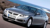BMW 4 door Coupe Artist Rendering