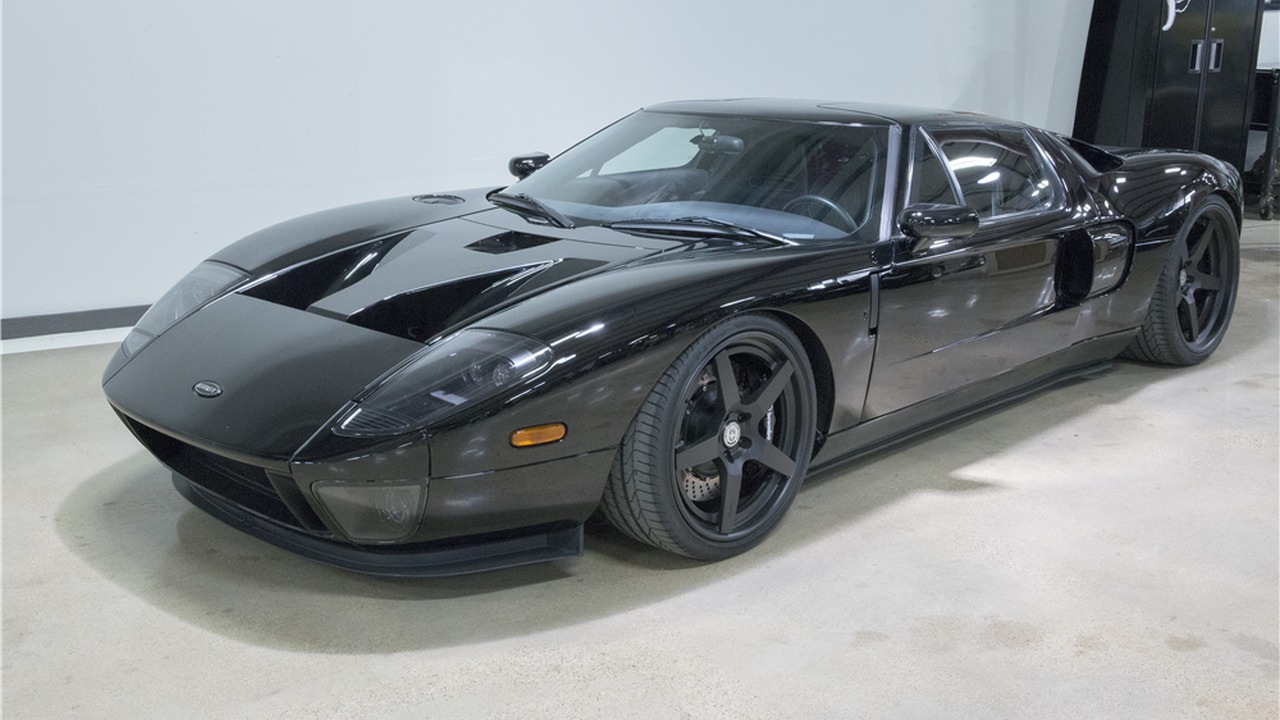 2005 Gas Monkey garage Ford GT