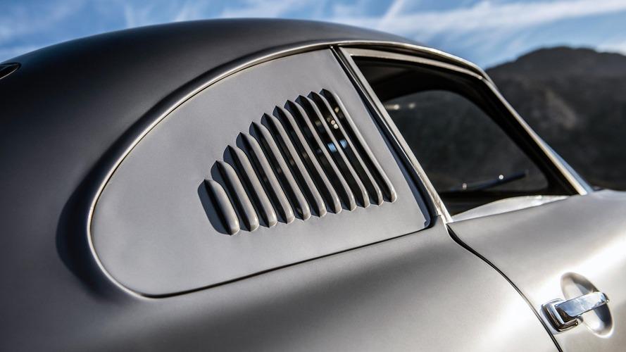 1951 Porsche 356 SL Gmund Coupe