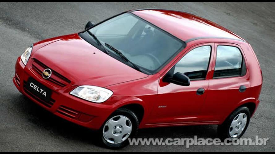 Chevrolet Celta 1.4 EconoFlex 2010 - Hatch vai ganhar opção com motor 1.4 de até 97cv