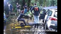 Segredo revelado: Fotos mostram o visual da Nova Palio Weekend 2009