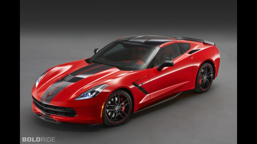 Chevrolet Corvette Stingray Pacific Concept