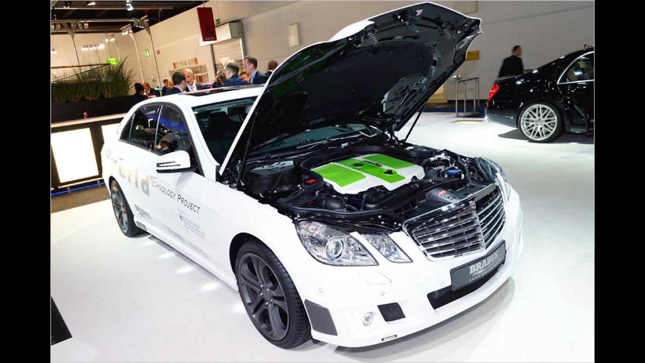 Brabus E 4WD Full Electric