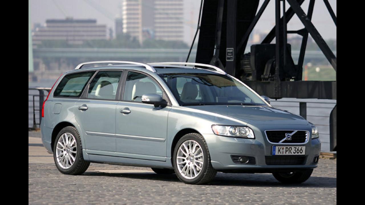 Volvo V50 D2