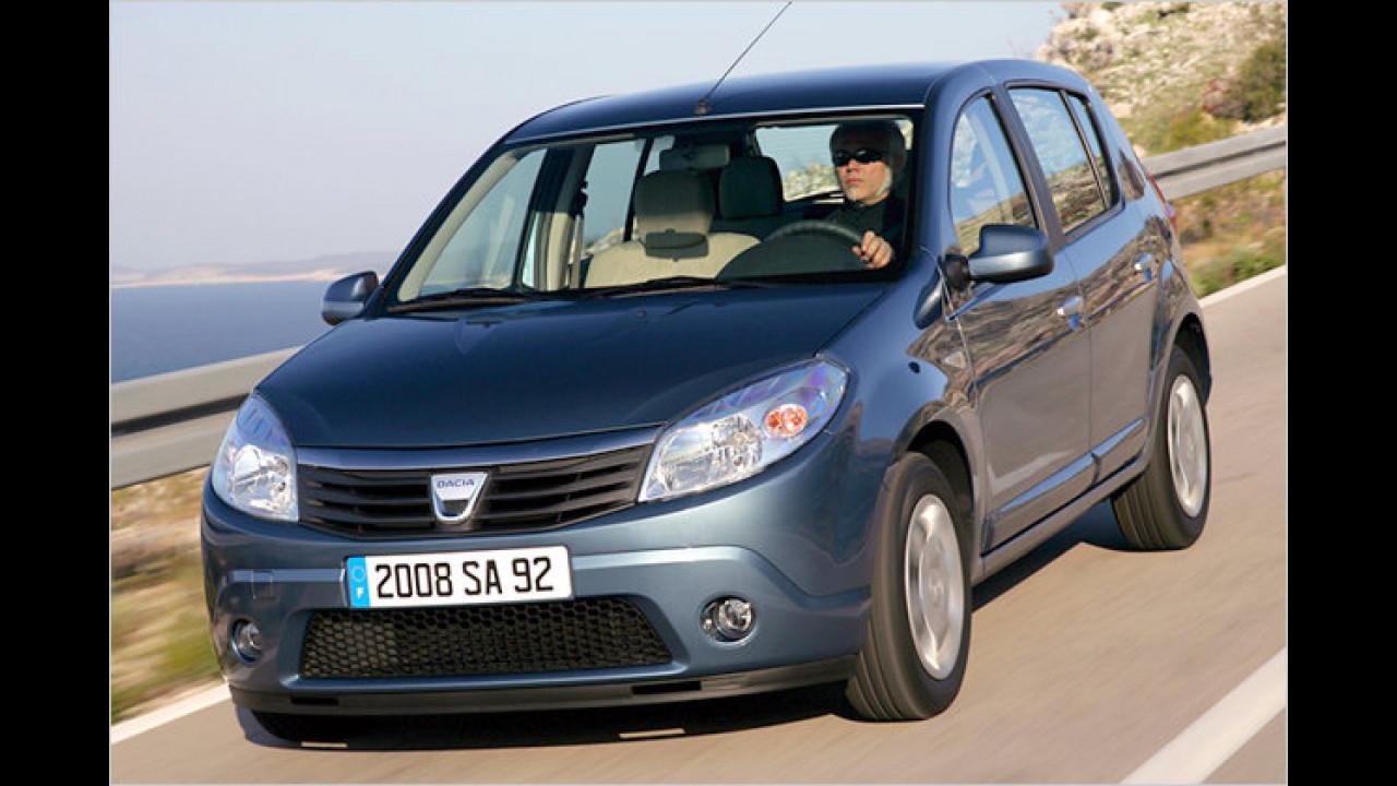 Dacia Sandero 1.5 dCi 75 FAP Lauréate