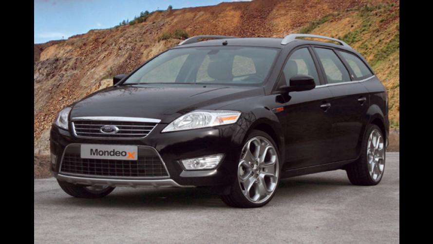 Fürs Grobe: Ford Mondeo Fun von MS Design