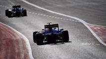 F1 United States Grand Prix - Qualifying Results