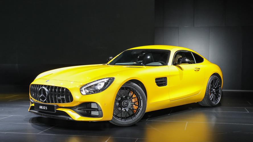 Yeni Mercedes-AMG GT C Coupe Detroit'te