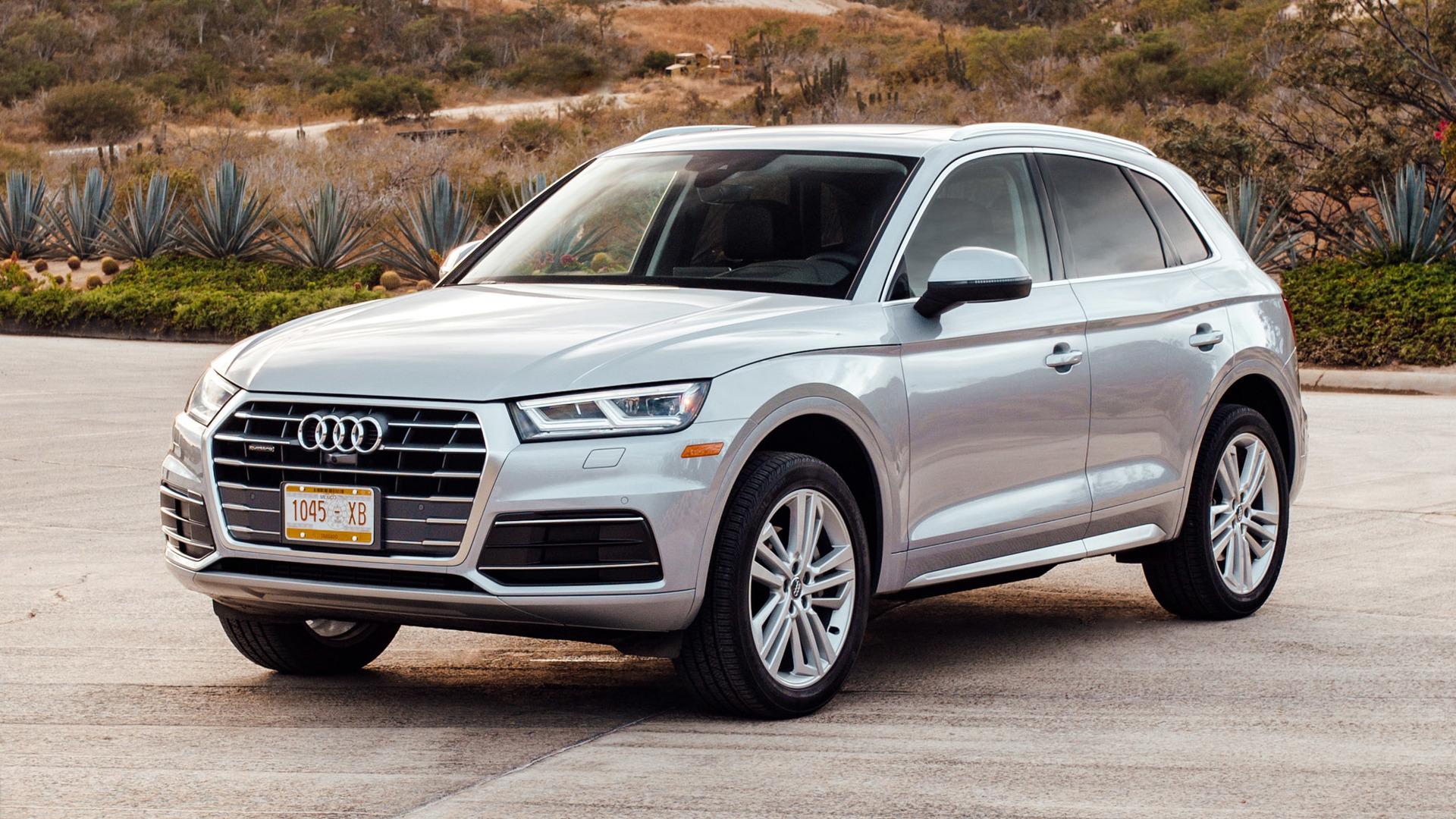 Audi Q5 2018 Prestige >> 2018 Audi Q5 First Drive Evolution Not Revolution