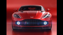 Aston Martin Vanquish Zagato é revelado com estilo arrojado e 600 cv