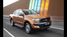 Ford revela interior da nova Ranger 2017 para a América do Sul
