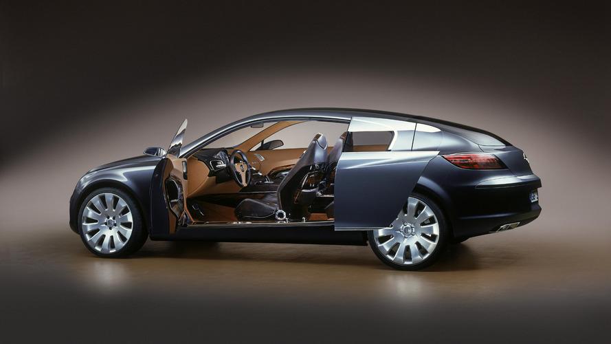 Concept We Forgot: 2003 Opel Insignia