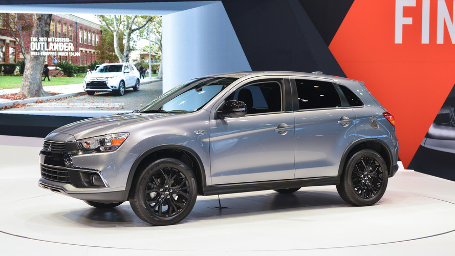 Mitsubishi polishes the Outlander Sport for new Limited Edition