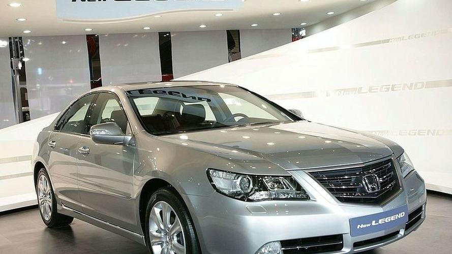 LEAKED: Legend Gets New Honda Visual Identity