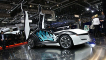 Bertone Alfa Romeo Pandion spec commercial - behind the scenes [video]