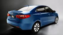 2012 Kia K2 set for Chinese market