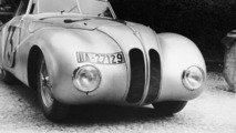 BMW 328 Mille Miglia Kamm Racing Saloon at the 1st Italian Mille Miglia Grand Prix in Brescia, April 28, 1940 (26.04.2010)