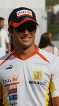 Nelson Piquet Jr (BRA), Renault F1 Team, Hungarian Grand Prix, Budapest, Hungary, 23.07.2009