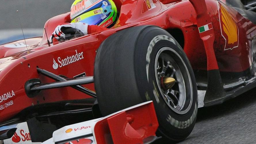 Ferrari designs wheel nut for fast pitstops