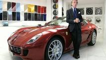 Luca di Montezemolo's Ferrari 599 GTB