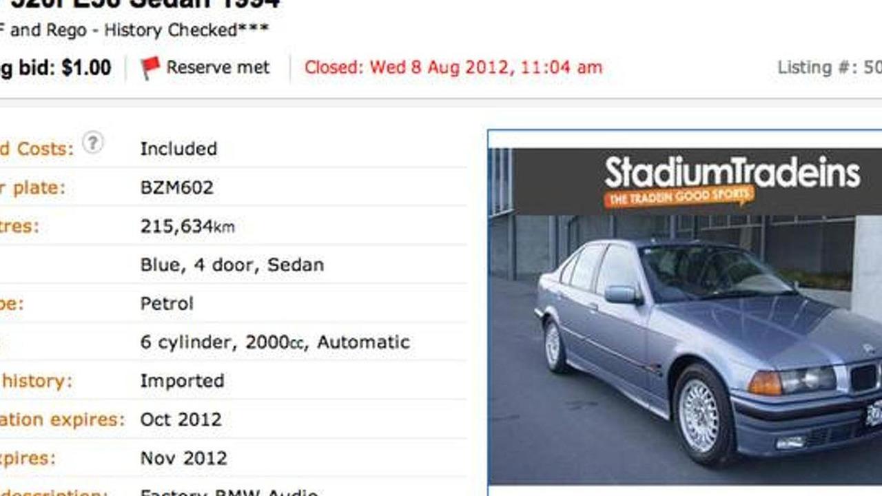 1994 BMW 320i E36