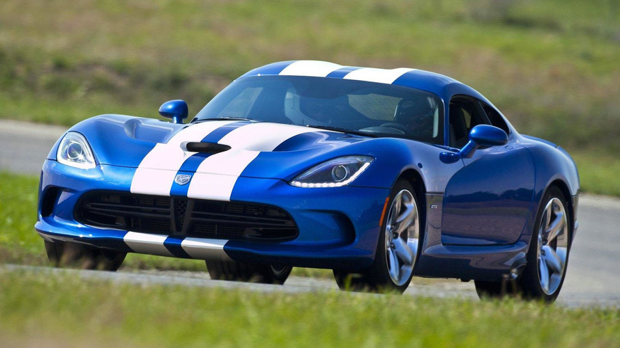 SRT slashes Viper production due to slow sales