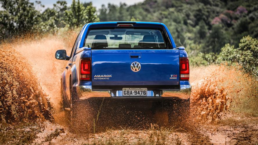 VW aumenta preços de Amarok, Saveiro e Gol