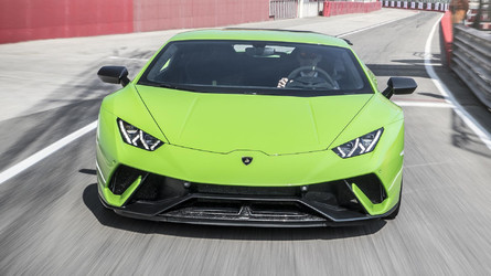 Ferrari 488 Pista vs Lamborghini Huracan Performante: The Numbers