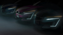 Honda Clarity Plug-in Hybrid and Clarity Electric teaser