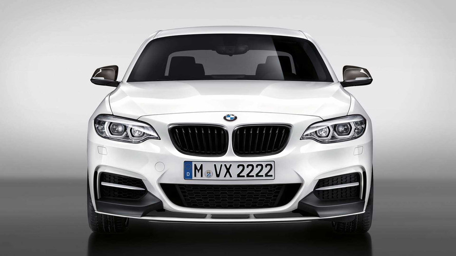 2018 BMW M240i M Performance Edition