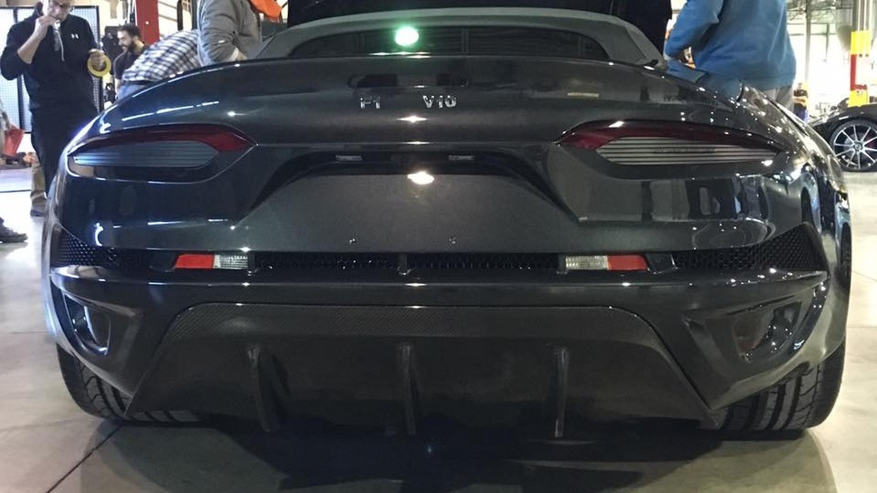 VLF Force 1 Roadster
