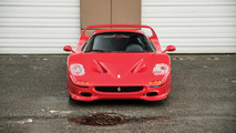1995 Ferrari F50 owner by Mike Tyson
