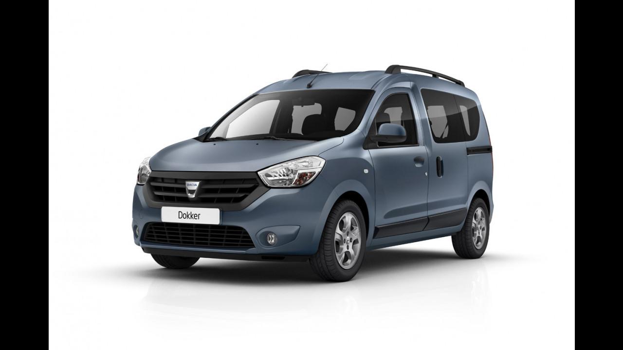 Dacia Dokker e Dokker Van