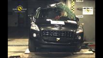 Crash Test Peugeot 3008