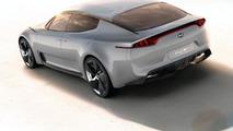 Kia GT concept - 20.9.2011