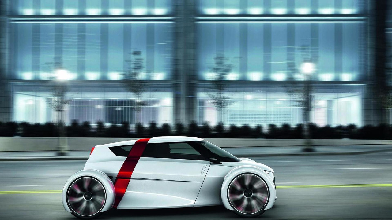 Audi Urban Concept full album 29.08.2011