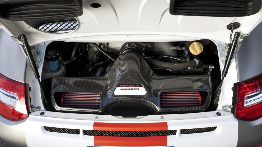 2012 Porsche 911 GT3 R gets a power boost