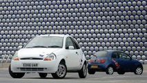 Ford Ka With Ka-ligraphy Vinyl Graphics