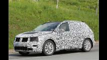 Erwischt: VW Tiguan