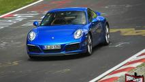 Undisguised 2016 Porsche 911 facelift (991.2) returns in most revealing spy shots yet