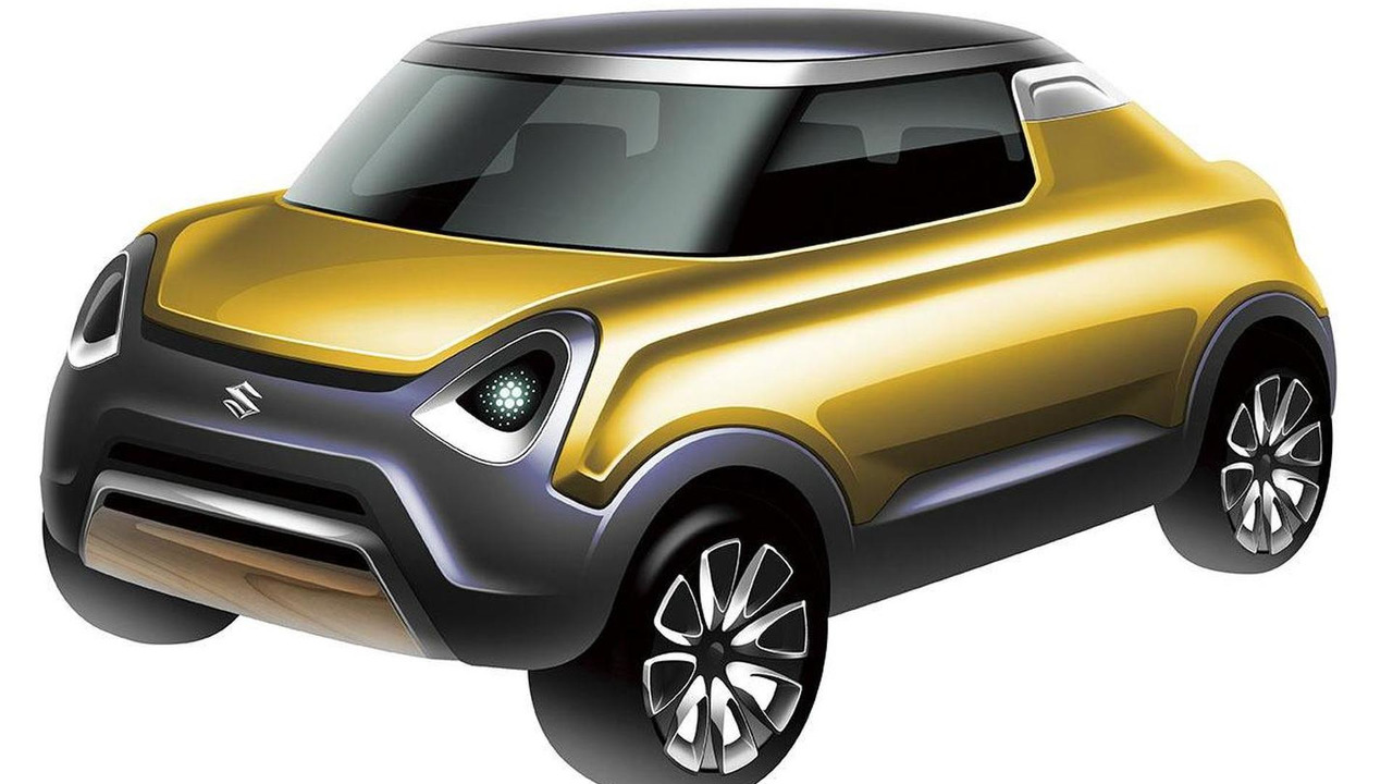 Suzuki MIGHTY DECK concept