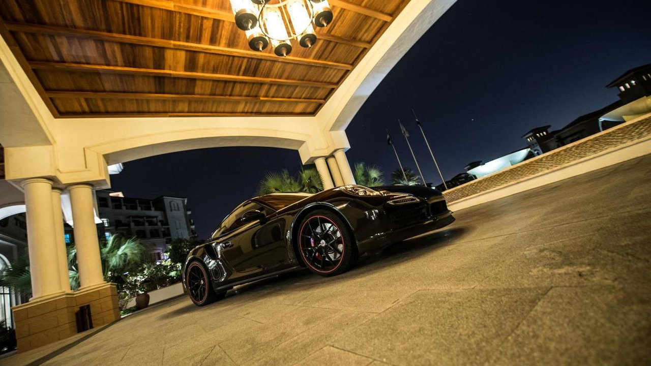 Porsche 911 Turbo by PP-Performance