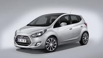 Hyundai ix20 facelift unveiled with enchanced engine range