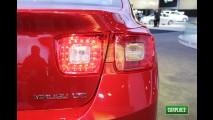 Direto de Detroit: Fotos do Novo Chevrolet Malibu