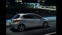 Peugeot 208 série especial Velvet Ice é lançado na Europa