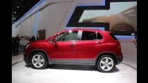 México: Chevrolet Trax 2013 terá motor 1.8 de 140 cv e preço inicial equivalente a R$ 41.725
