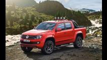 Salão de Genebra: Volkswagen mostra Amarok Canyon Concept