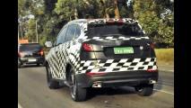 Flagra: recém-lançado na China, Chery Tiggo 5 já roda no Brasil