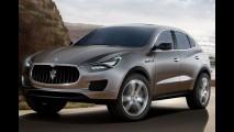 Maserati desiste dos EUA e confirma produção do SUV Levante na Itália