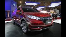 Em breve no Brasil, Honda HR-V promete consumo de 14,8 km/l
